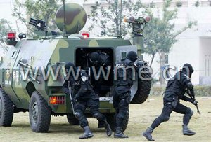 China armored car, China armored vehicle