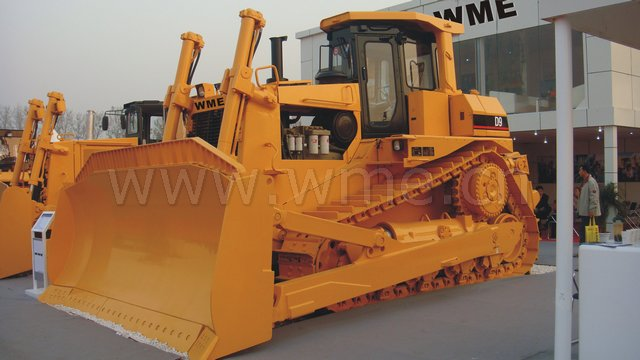 Bulldozer, China Bulldozer, Bulldozer with ROPS cab, D6, D7, D7LGP, D8, D9