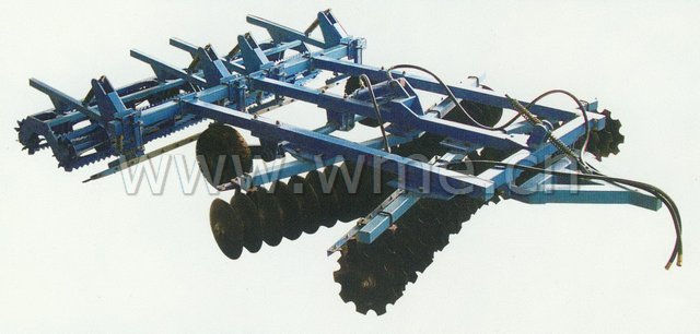 1LZ series  once-over tillage machine