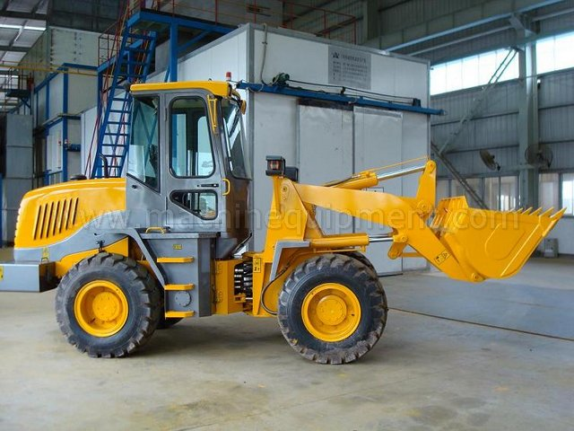 Wheel loader 918 with CE - Wheel Loader - 918 - China Wheel loaders