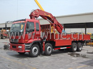 Truck Mounted Crane SQ16ZK4Q