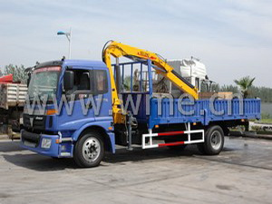Truck Mounted Crane SQ3.2ZK2