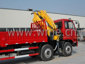 Truck Mounted Crane SQ8ZK3Q